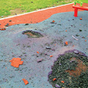 <p>Play Matta™ Re-Cover is a unique, cost-effective playground resurfacing programme that quickly transforms cracked, crumbling, shrinking and worn-out poured-in-place.</p>