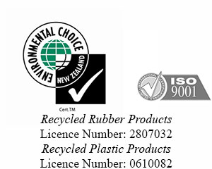Environmental Choice & ISO registered